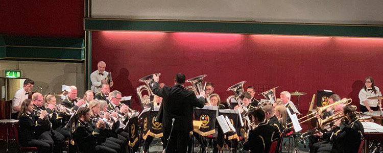 Mass Brass 3 - Uppermill Civic Hall